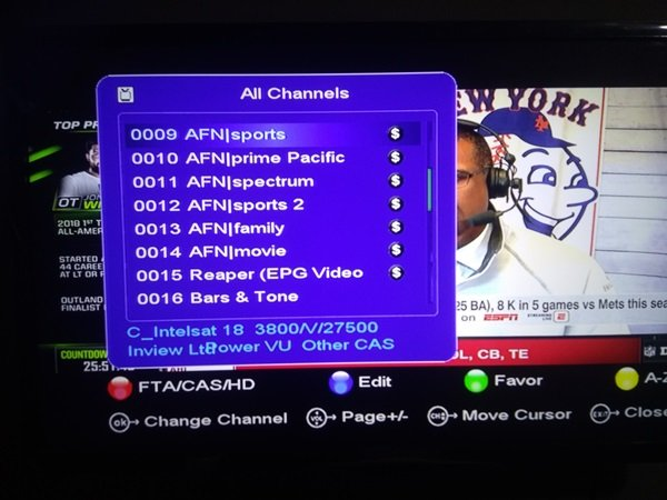 AIT, TVC News, AFN Network On SES 5 At 5e