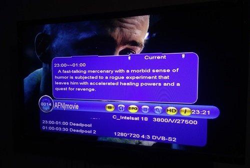 AFN Network Movie