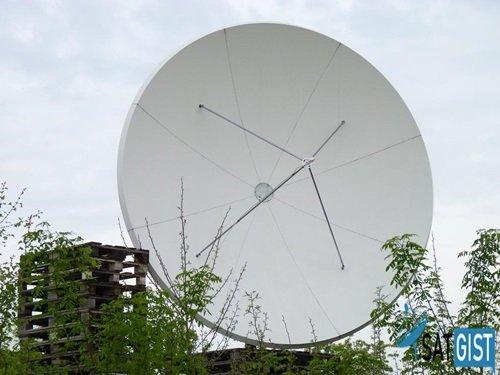 Satellite dish Obstruction