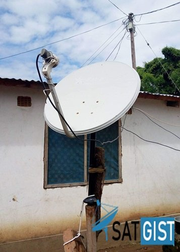 How To Track Hornsat Sport On NSS 12 At 57e, Hornsat Frequency,