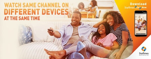StarTimes On App And Startimes Easter Promo