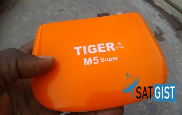 Tiger M5 Super Receiver