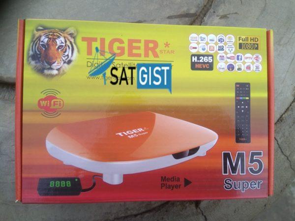 Tiger M5 Super Receiver