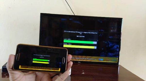 Airsync Remote Z On Xcruiser XDSR585HDR 4K Receiver