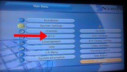 How To Load M3u/mM3u Playlist Manually On SRT 4950M/4950H/4950E