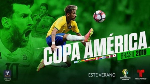 How To Watch 2019 Copa America
