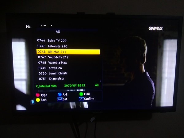 Nigeria Mux On Intelsat 33e At 60.0e