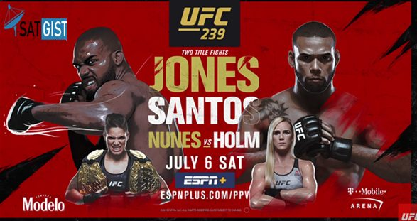 Watch UFC 2019 On ESPN+ And AFN Sport Live Streaming And FTA