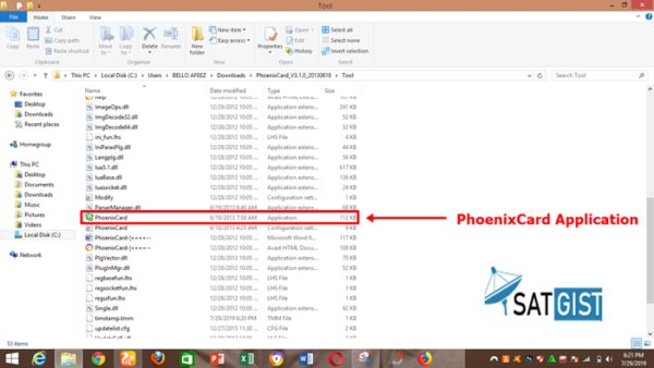 Phoenix Card Flash Tool For Android TV Box