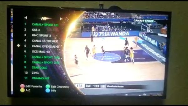 Canalsat Reunion Frequency On Eutelsat 16A At 16E
