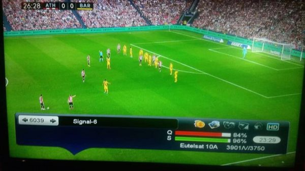 Signal-3 free sport tv channels