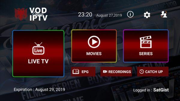 Download Dynamic IPTV App