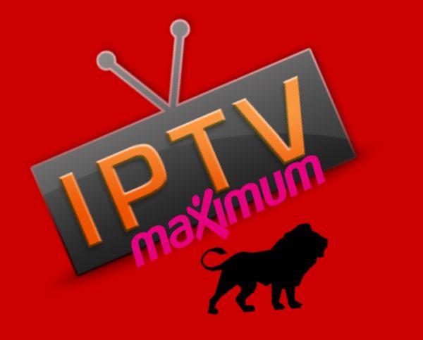 Maximum IPTV App