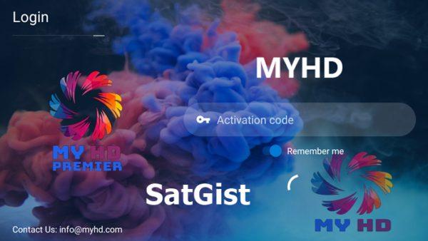 Myhd Premier IPTV App