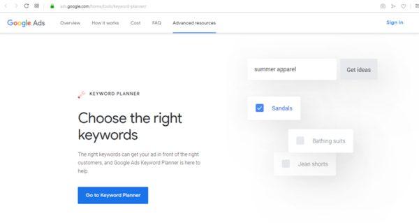 Best Free Keyword Tools