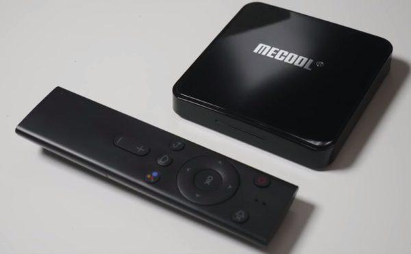 MECOOL KM3 Google Certified Amlogic S905X2 4K TV Box