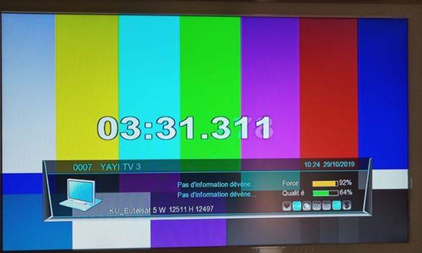 Yayi TV 3