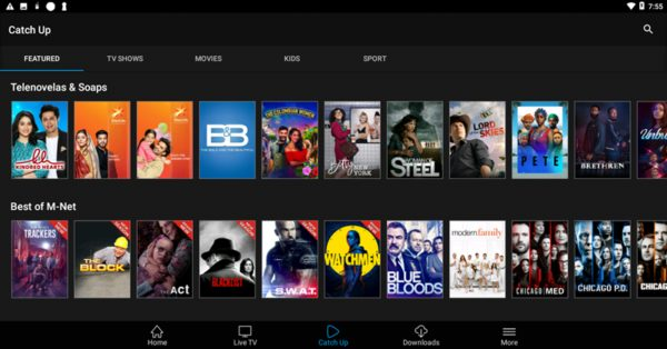 Download DStv Now Catch Up Videos