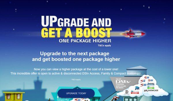 DStv/GOtv Promo 2019: Upgrade, Step Up & Boost Package