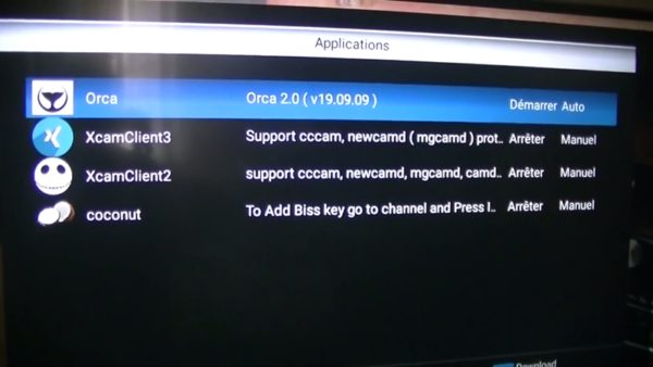 How To Updates Orca Server, Xcam Client and Coconut On Icone Pro, Ice, Plus And Weego