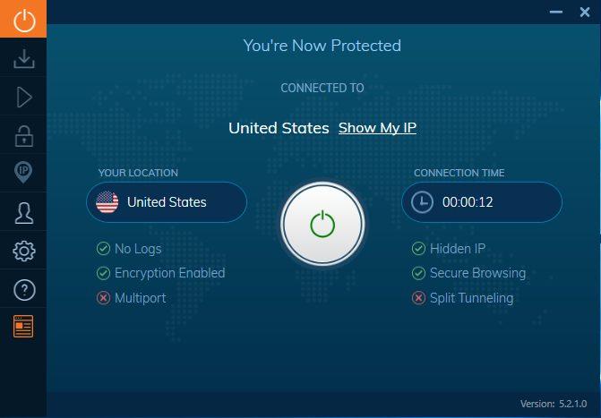 Ivacy VPN Smart Connection