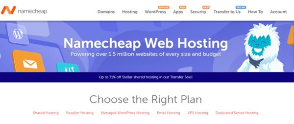 Namecheap Review: A Budget Domain And Web-Hosting