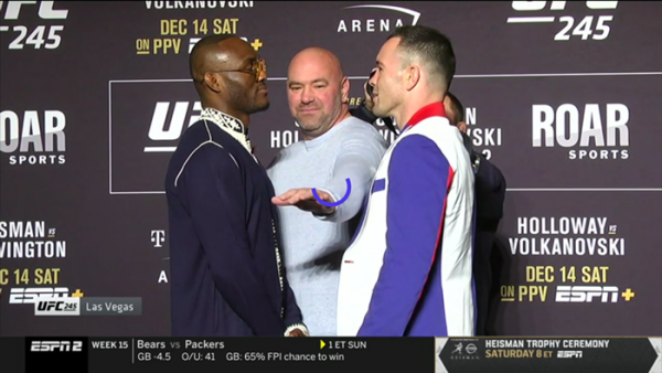 How To Watch UFC Fight Usman VS Covington Live Stream From Anywhere