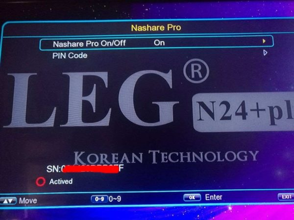 Nashare Server Pro