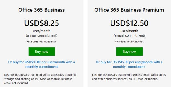 MS Office 2019 Review Price