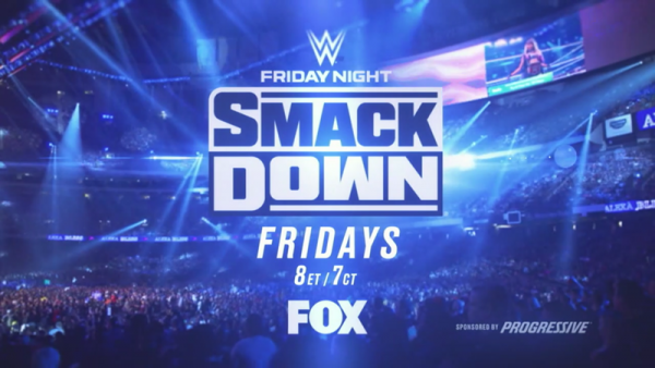 WWE SmackDown: Watch & Live Stream Every Friday Night