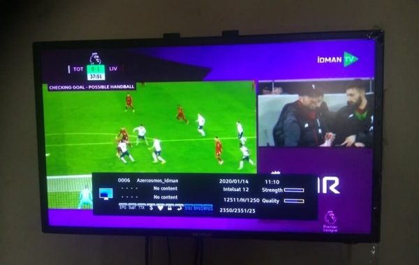 CBC Sport And IDMAN TV On AZERSPACE At 46.0E
