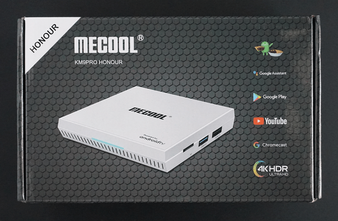 Mecool KM9 Pro Honour TV Box