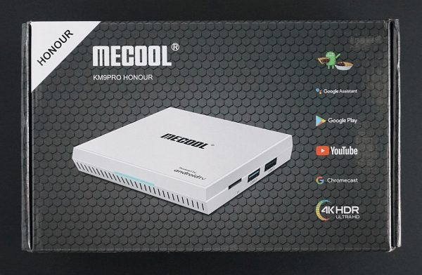 Mecool KM9 Pro Honour TV Box