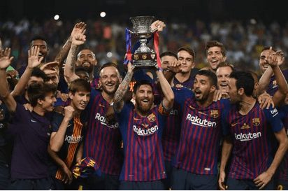 How To Live Stream Spanish Super Cup From Anywhere