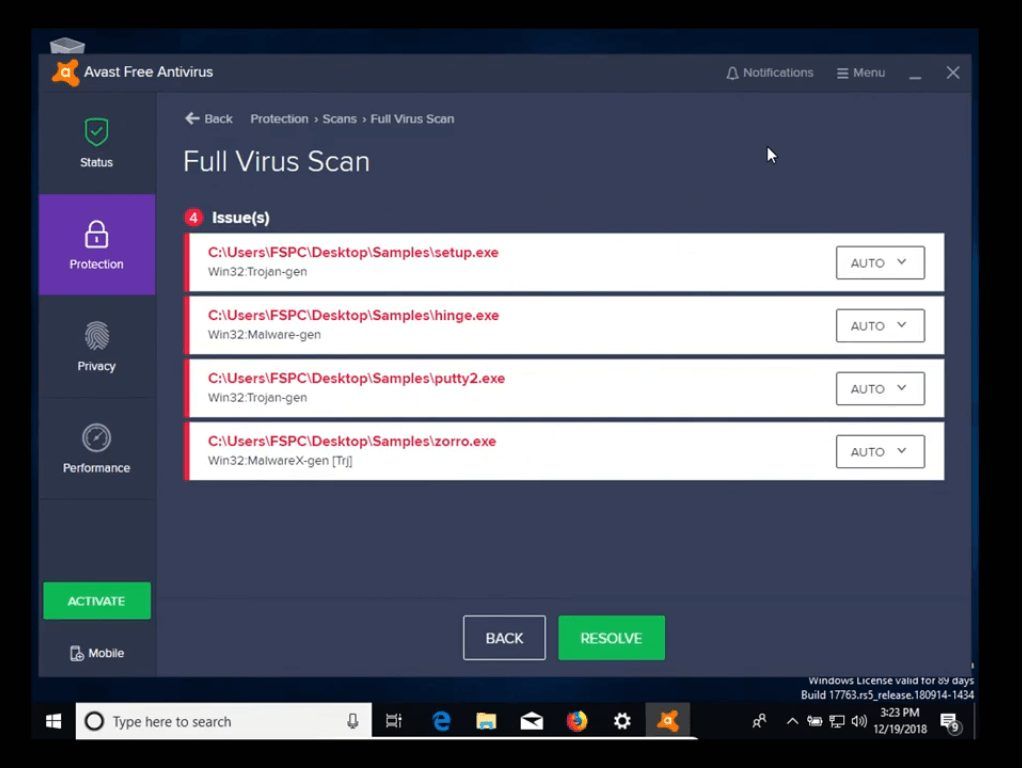 Best Free Antivirus Software For Your PC For 2020