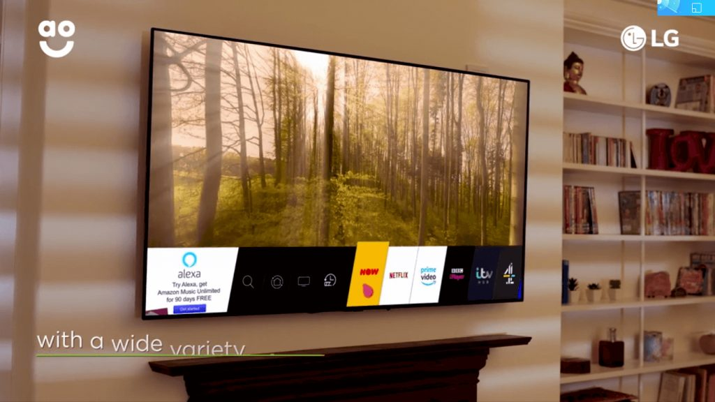Samsung UE49RU8000 4K TV Ultra Smart TV
