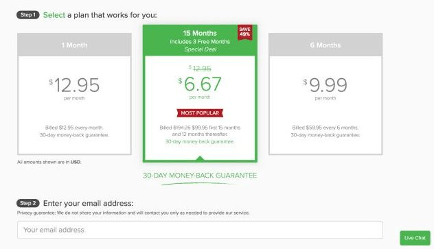 ExpressVPN Review: Pricing and Plans