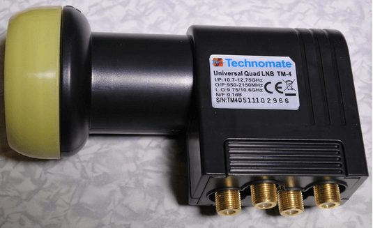 How To Choose The Right KU Band LNB For Your Satellite TV Dish