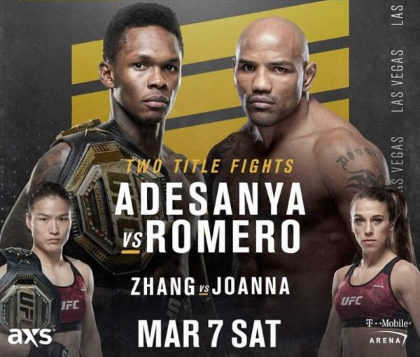 How To Watch UFC 248 In Canada