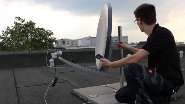 How To Align A Satellite Dish - 3 Easy Steps