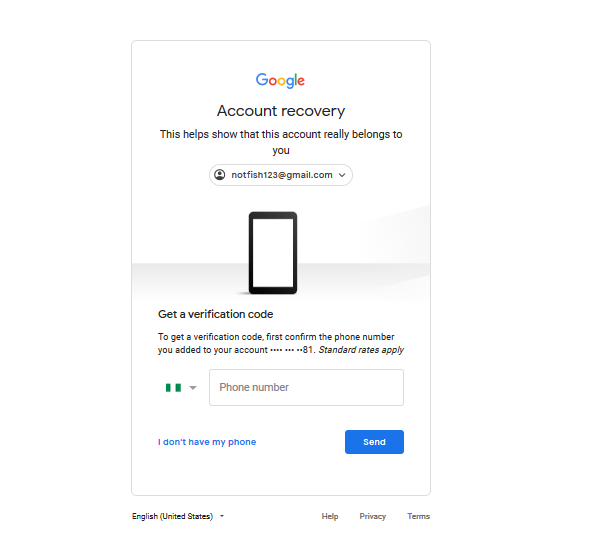 How To Recover Lost Password on Google Mail Account