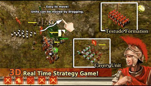 Roman War game