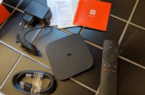Xiaomi Mi Box S 4K Ultra Smart TV Box