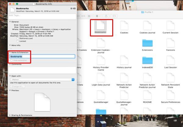 Google-chrome-bookmarks-MacOS