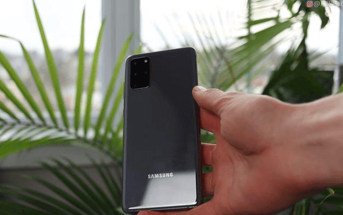 Samsung Galaxy S20 Plus Smartphone