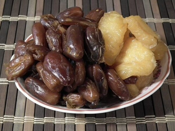 The Health Benefits of Dates Fruit