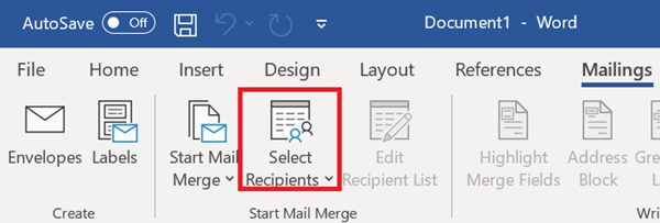 How To Send Mass Email Using Outlook