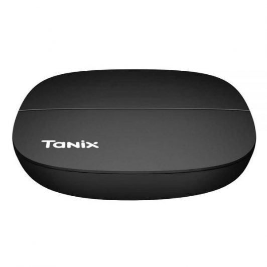Tanix H2 Smart 4K TV Box with HiSilicon Hi3798M Android 9.0