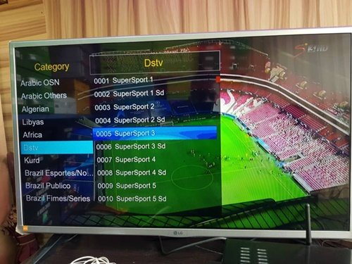 E-Vision IPTV: How To Renew E-Vision Activation IPTV Code