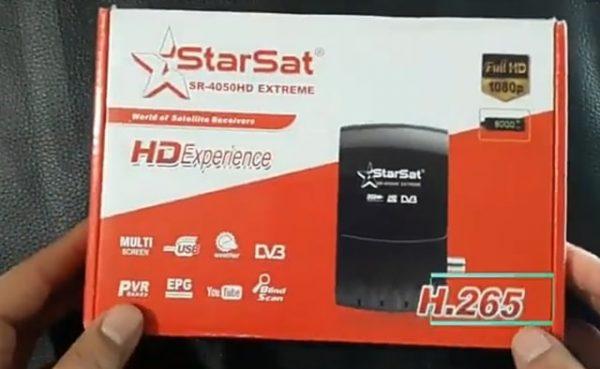 Starsat SR-4050 HD Extreme Receiver